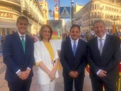 El principal grupo del Gobierno de Melilla propone cerrar el campo de golf por un merendero o bungalós