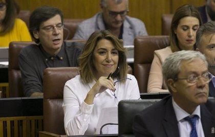 Susana Díaz: La repetición electoral adelanta el bipartidismo imperfecto