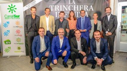 Preestrenada en Sevilla la película participada por Canal Sur 'La trinchera infinita'