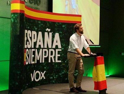 """Espinosa de los Monteros dice que la única opción para que no gobierne Sánchez """"se llama Vox"""""""