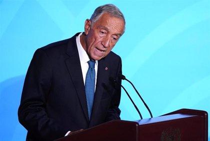 El presidente de Portugal acepta la composición del nuevo Gobierno de António Costa