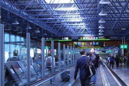 Los aeropuertos de Aena registraron 213,94 millones de pasajeros hasta septiembre, un 4,8% más