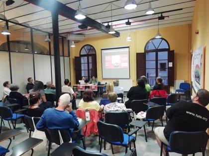 El centro Flassaders de Palma acoge la jornada 'Poder Social vs Poder Transnacional' sobre tratados de comercio