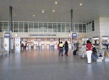 Aeropuertos de CyL mantienen subida de pasajeros en el acumulado del año