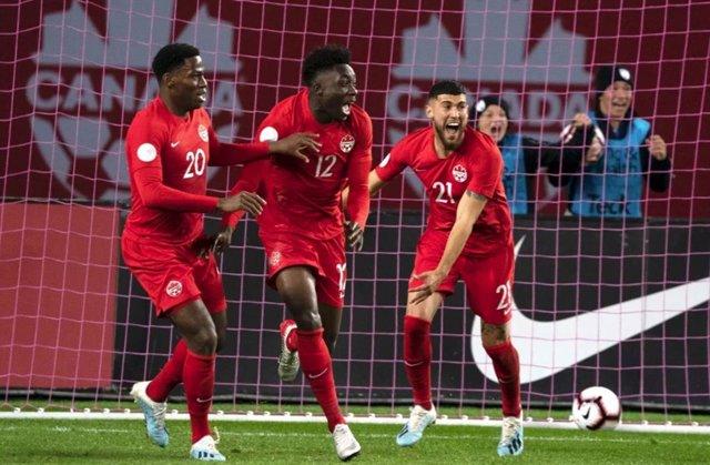 Fútbol.- Canadá logra su primera victoria ante Estados Unidos en 34 años