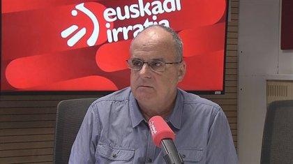 """Egibar (PNV) cree que el proyecto político del PNV """"no tiene cabida en este marco"""""""