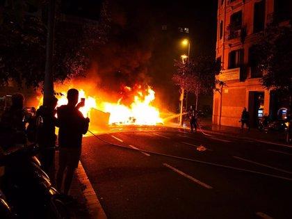 """Los CDR dicen que la sentencia """"encendió la chispa y la violencia policial ha traído la llama"""""""