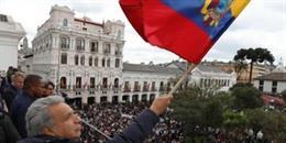 Ecuador.- Moreno vuelve con su Gobierno al Palacio de Carondelet tras el fin de