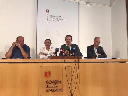 El Govern detecta 134 infracciones por intrusismo en el transporte este verano en el Aeropuerto de Palma