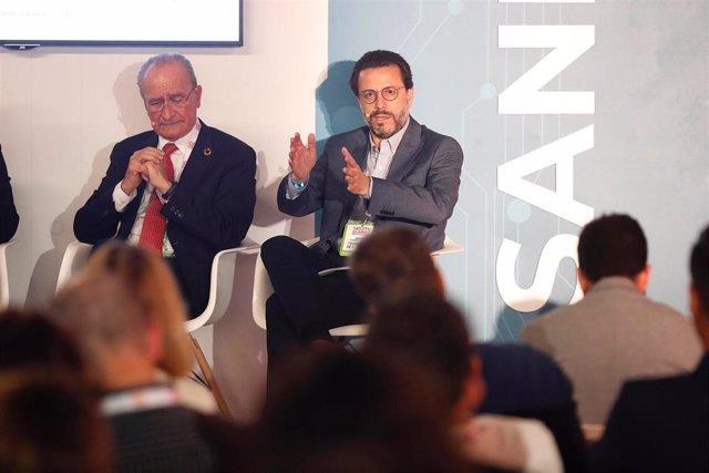 Imagen de recurso del consejero de Hacienda y Función Pública, Javier Fernández-Lasquetty.