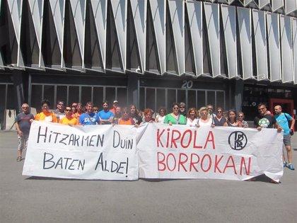 Los sindicatos propondrán huelgas en los locales y campos deportivos de Bizkaia