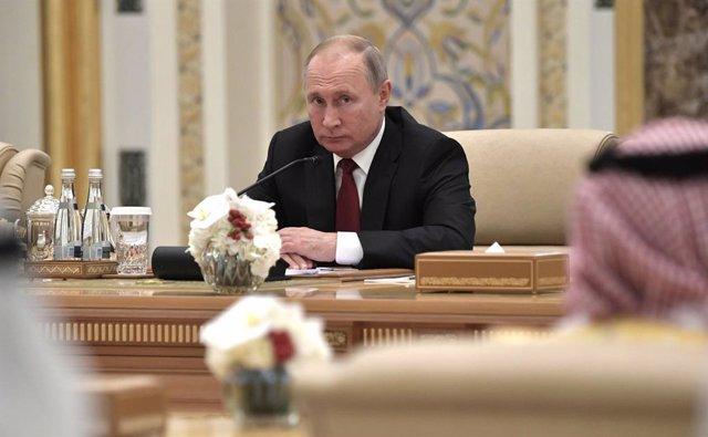 "Ucrania.- Rusia califica de ""inesperada"" la propuesta de Ucrania de ""disolver"" D"