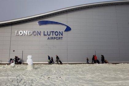 El aeropuerto londinense de Luton anuncia una ampliación