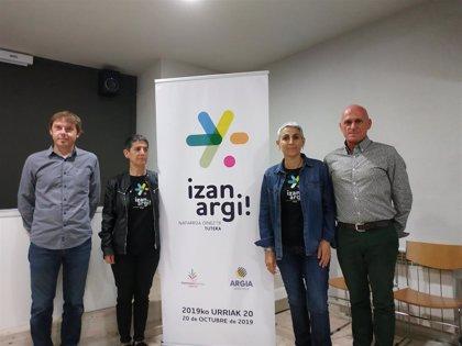 Argia Ikastola celebra este domingo en Tudela el Nafarroa Oinez
