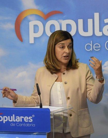 """PP hace balance """"nulo"""" de los 100 días del PRC-PSOE y alerta: """"Volvemos a las andadas"""""""
