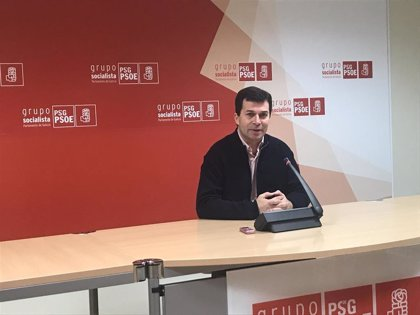 Caballero equipara a Jácome con Vox por sacar a Ourense del protocolo 'Viogen' y pide a Feijóo que le retire el apoyo