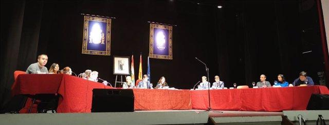 DEBATE DE LA MOCIÓN DE CENSURA AL ALCALDE DE SANTO DOMINGO