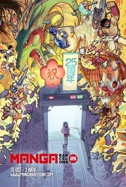 Makoto Tezuka i Reiko Okano, convidats estrella al 25è Manga Barcelona