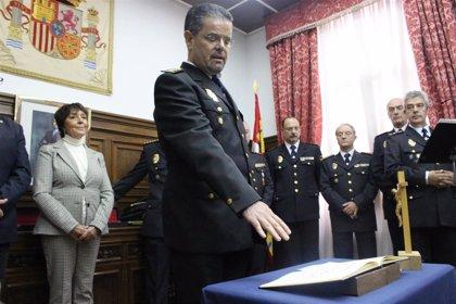 Honorio Pérez asume el cargo de nuevo comisario jefe en Soria con el objetivo de mantener los niveles de seguridad