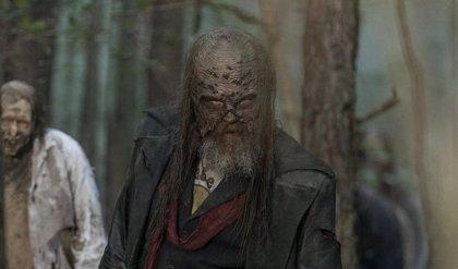 Un actor de The Walking Dead acabó en el hospital durante el rodaje