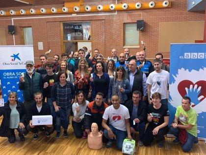 CaixaBank y El ABC que salva vidas presentan un nuevo proyecto para mejorar las tasas de supervivencia de muerte súbita