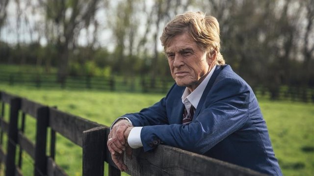 Robert Redford en The old mand and the gun