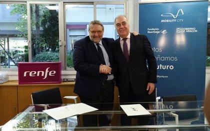 Mobility City suma su socio número 32 con la adhesión de Renfe