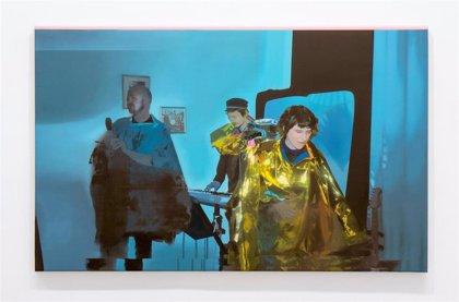 Un tinerfeño gana el Premio Ibercaja de Pintura Joven 2019