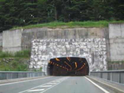 La circulación se cortará temporalmente en el túnel de Somport esste jueves por el simulacro anual de emergencia