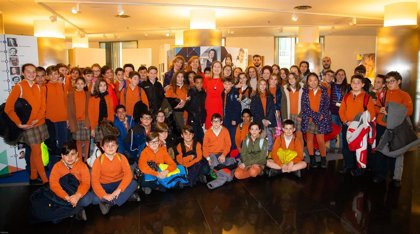 Inspiring Girls International lanza junto a Telefónica una plataforma para fomentar las oportunidades de las niñas