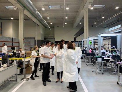 Lantegi Batuak inaugura un centro en Sestao especializado en electrónica, que prevé generar empleo para 100 personas