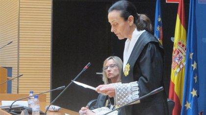 """De la Oliva (TSJCV) pide aumentar la planta judicial para dar una """"cumplida respuesta"""" a los damnificados por DANA"""