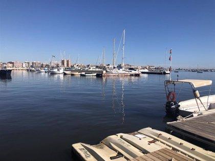 """Luengo asegura que la unión de las competencias de los distintos gobiernos """"conlleva la recuperación del Mar Menor"""""""