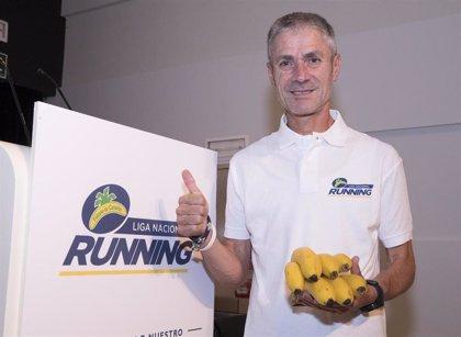 Fiz apadrina la Liga Nacional de Running Plátano de Canarias, con las cinco principales medias maratones