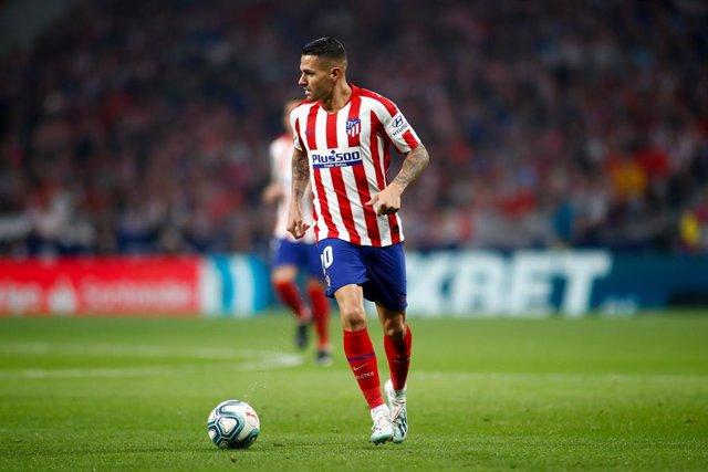 """Fútbol.- Vitolo: """"Estoy seguro de que los goles van a llegar"""""""