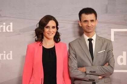 """La izquierda acusa a Ayuso de """"atacar, presionar y acosar"""" a Telemadrid al quejarse por comentarios a la Infanta Elena"""