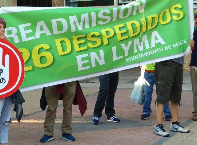 El TSJM ratifica el despido improcedente de una trabajadora de laempresa municipal de limpieza de Getafe