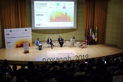 """El rector de la UPO defiende que la transformación digital debe """"pivotar"""" sobre los ejes de seguridad y ética"""
