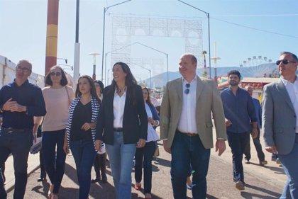 """El PP-A insta a Aguilera (Adelante) a pedir disculpas por sus """"palabras tremendamente tristes"""" sobre el presupuesto"""