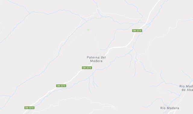 Imagen de Paterna del Madera en Google Maps