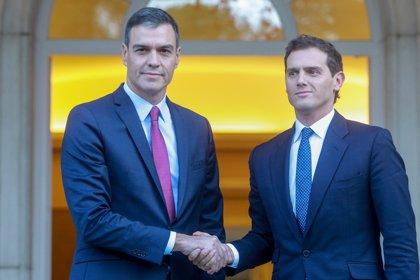 Rivera vuelve a reunirse con Sánchez en Moncloa tras el encuentro que mantuvieron en junio
