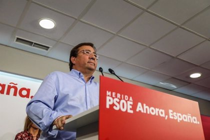 """Vara recuerda a la oposición que cuando España le """"necesitó"""" en Cataluña el PSOE apoyó a Rajoy """"sin exigencias"""""""