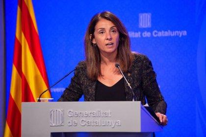 """Meritxell Budó asegura que las imágenes de los altercados en Barcelona son """"intolerables"""""""