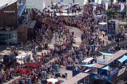 La ciudad brasileña de Itajaí regresa como sede en The Ocean Race