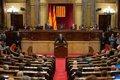 Torra se compromete a ejercer la autodeterminación y validar la independencia esta legislatura