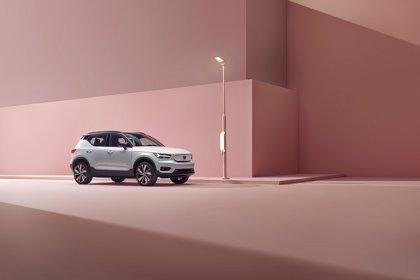 Volvo presenta el XC40 Recharge, su primer eléctrico que llega con 400 kilómetros de autonomía