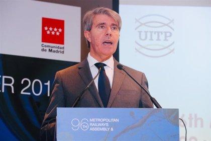 """Garrido habla de """"normalidad"""" en la huelga de Metro y asegura que se ha superado la cuota prevista de trenes"""
