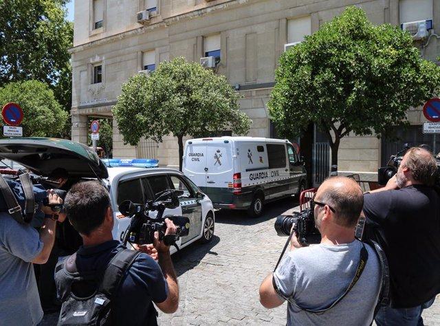 Sevilla.-Tribunales.-Abierto juicio oral contra el militar brasileño detenido en
