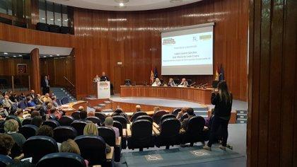 """Carcedo ve """"intolerable"""" la pobreza en España y critica a la """"extrema derecha"""" por """"cuestionar"""" el Estado de Bienestar"""