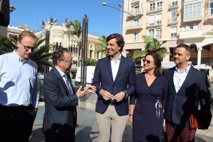 """El PP pide el apoyo de los socialistas """"descontentos"""" con los pactos del PSOE con """"separatistas"""" en Cataluña"""
